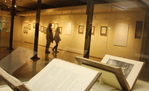 Dalí y la divina comedia de Dante